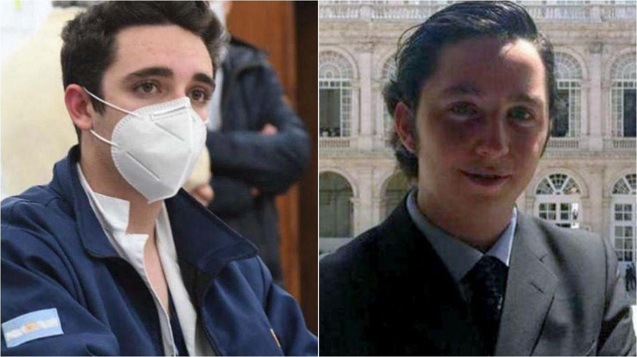 Ignacio Martín (izq.) y Francisco Nicolás Gómez Iglesias (dcha.) fueron arrestados ambos con 19 años.