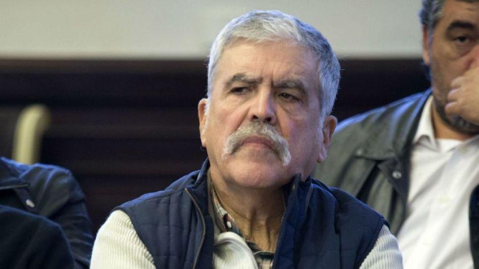 El ex ministro de Planificación, Julio De Vido.