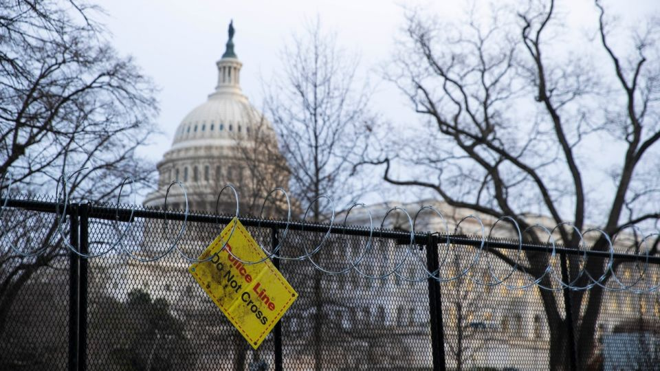 El Capitolio, el centro de la tormenta de Trump.