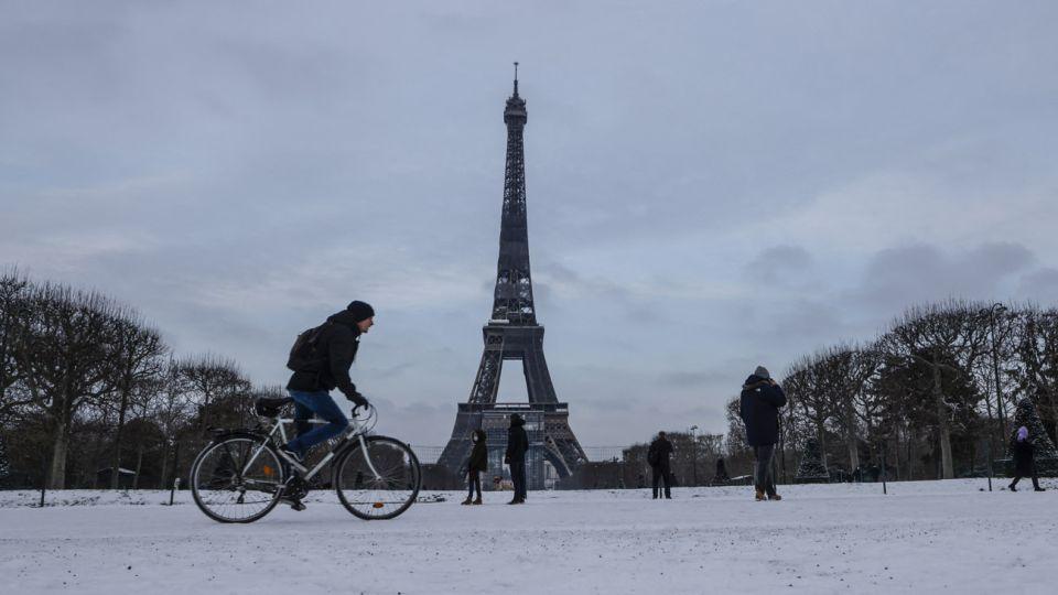 Nevada en Paris