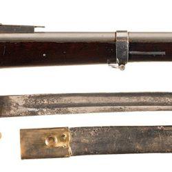 La intención del nuevo diseño fue crear una bayoneta corta, robusta, maniobrable y utilitaria que pudiese ser empleada en cualquier acción de abordaje.