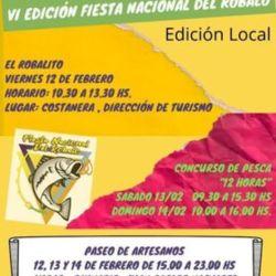 El concurso Las 12 Horas del Róbalo concentra 167 pescadores que participaran por premios en dinero y sorpresas.