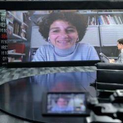 Jorge Fontevecchia entrevista a Marina Garcés