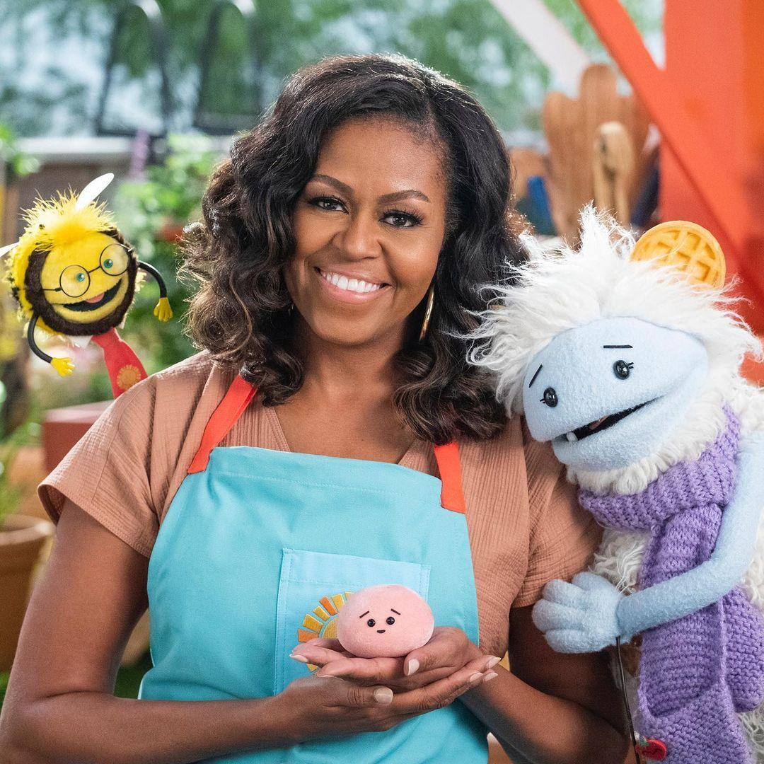 Michelle Obama debuta como actriz