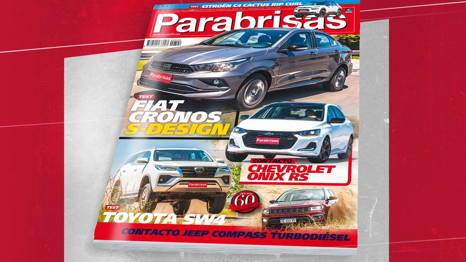 Revistas Parabrisas nº 508 - Febrero 2021