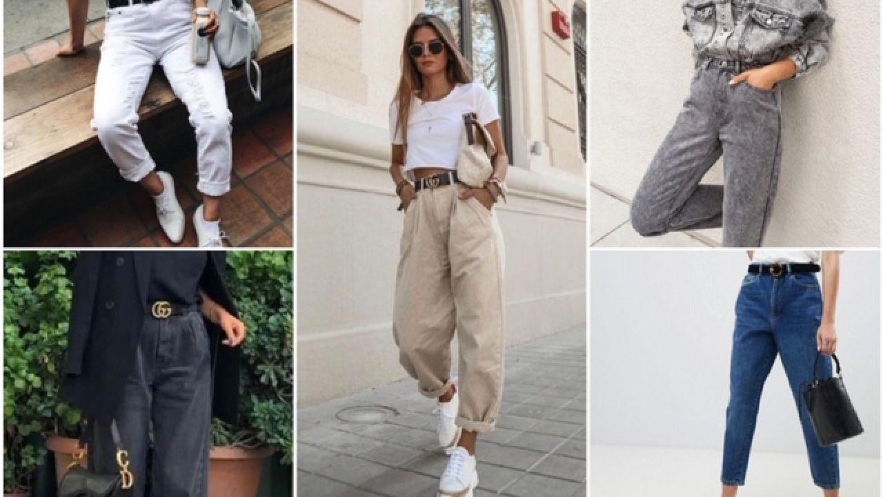Marie Claire Mom Jeans Y Slouchy Jeans Estos Son Los Colores Que No Pueden Faltarte En Tu Closet