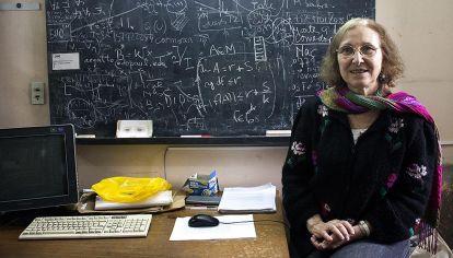 Una matemática argentina entre las cinco ganadoras del premio mundial