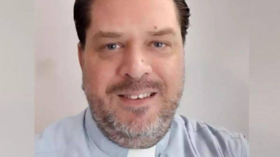 Fabián Eduardo Kreischer, titular de la Congregación San Pabloy vicepresidente de la Iglesia Evangélica Luterana Unida.