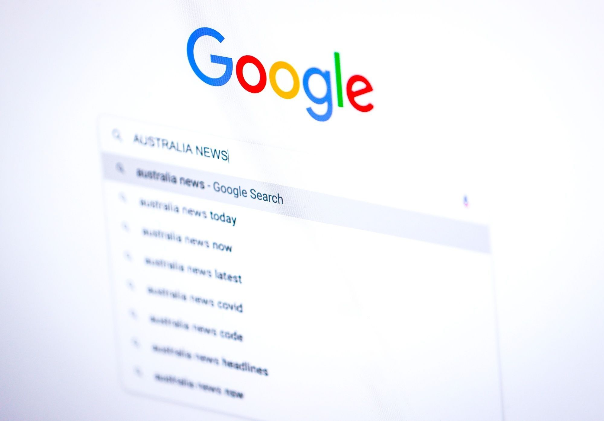 Google Threatens to Remove Search in Australia as Spat Escalates