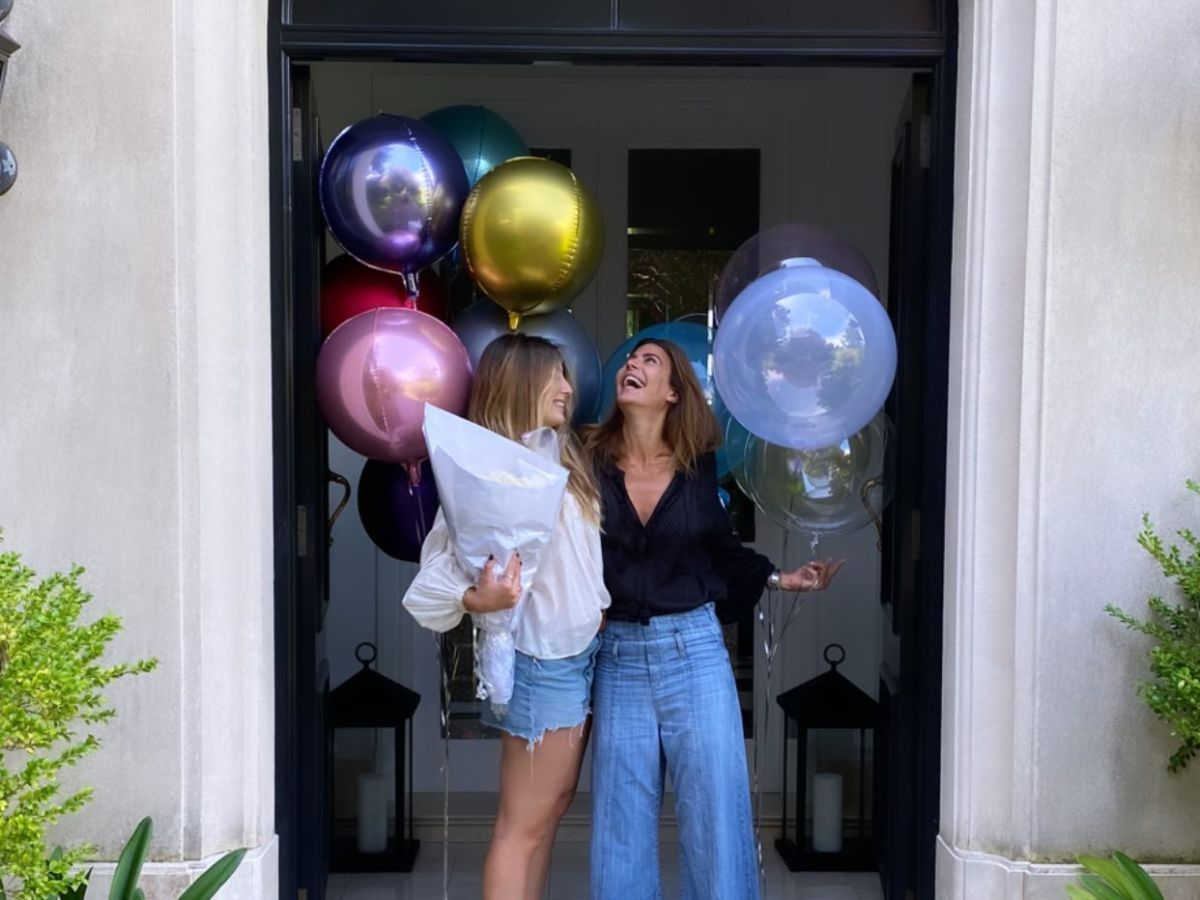 Así festejó Juliana Awada el cumpleaños 18 de su hija, Valentina Barbier