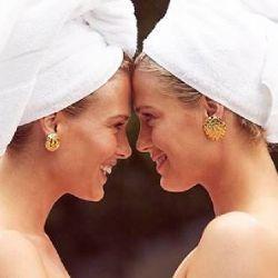 Amelia y Eliza Spencer, las sobrinas gemelas de Lady Di,