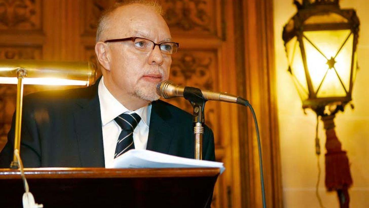 Jorge Fernández Díaz, periodista y escritor.