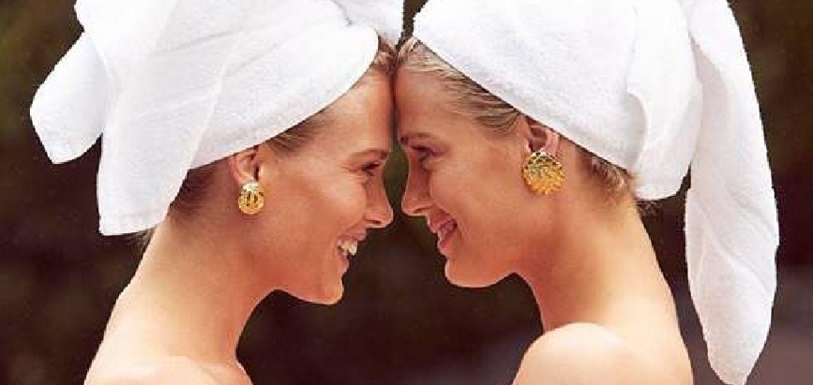 Amelia y Eliza Spencer, las sobrinas gemelas de Lady Di, triunfan como modelos