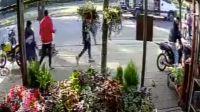Habla con reperfilar dueño floreria saqueada en Mar del Plata
