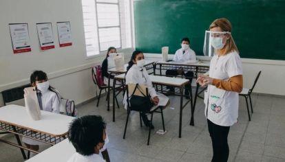 inicio clases san juan