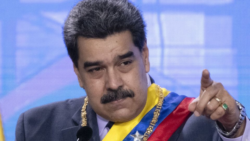 President Maduro Speaks Before The Supreme Court At Judiciary Event