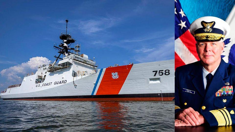 El guardacostas USCG Cutter Stone no pudo llegar a un puerto en Argentina. El vicealmirante Steven Poulin negó malestar por el tema.
