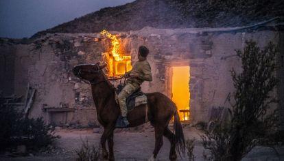 DESERTOR. La película de Pablo Brusa se suma a las ficciones cordobesas que pueden verse en las salas Showcase hasta el 24 de febrero.