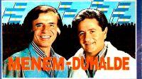 Afiche de campaña Menem-Duhalde