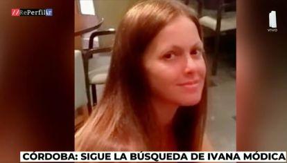Desaparición en Córdoba: Continúa la búsqueda de Ivana Módica