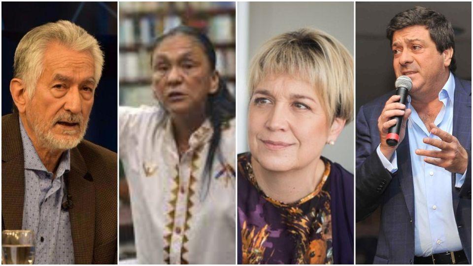 Alberto Rodríguez Saá, Milagro Sala, Alessandra Minnicelli y Gabriel Mariotto integrarán la lista alternativa del PJ nacional.