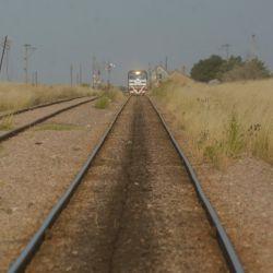 El tramo total demandaría poco más de un día y medio de viaje, con los dos trasbordos incluidos.