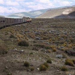 El tren Buenos Aires-Bariloche dejó de funcionar en el año 1995.
