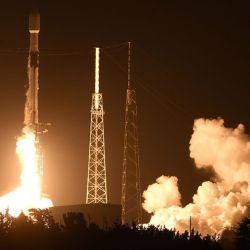 A bordo del cohete Falcon 9 iban 143 pequeños satélites, de los cuales 133 son de uso gubernamental y comercial.