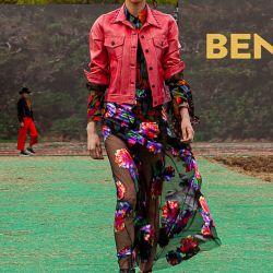 Con Ártico, Benito le pone color y calidez al invierno.