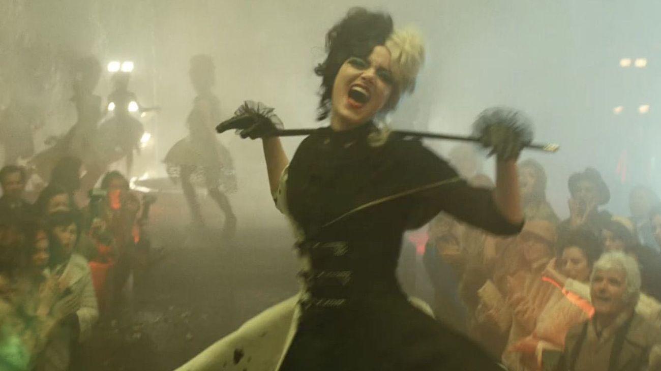 "Emma Stone en ""Cruella"""