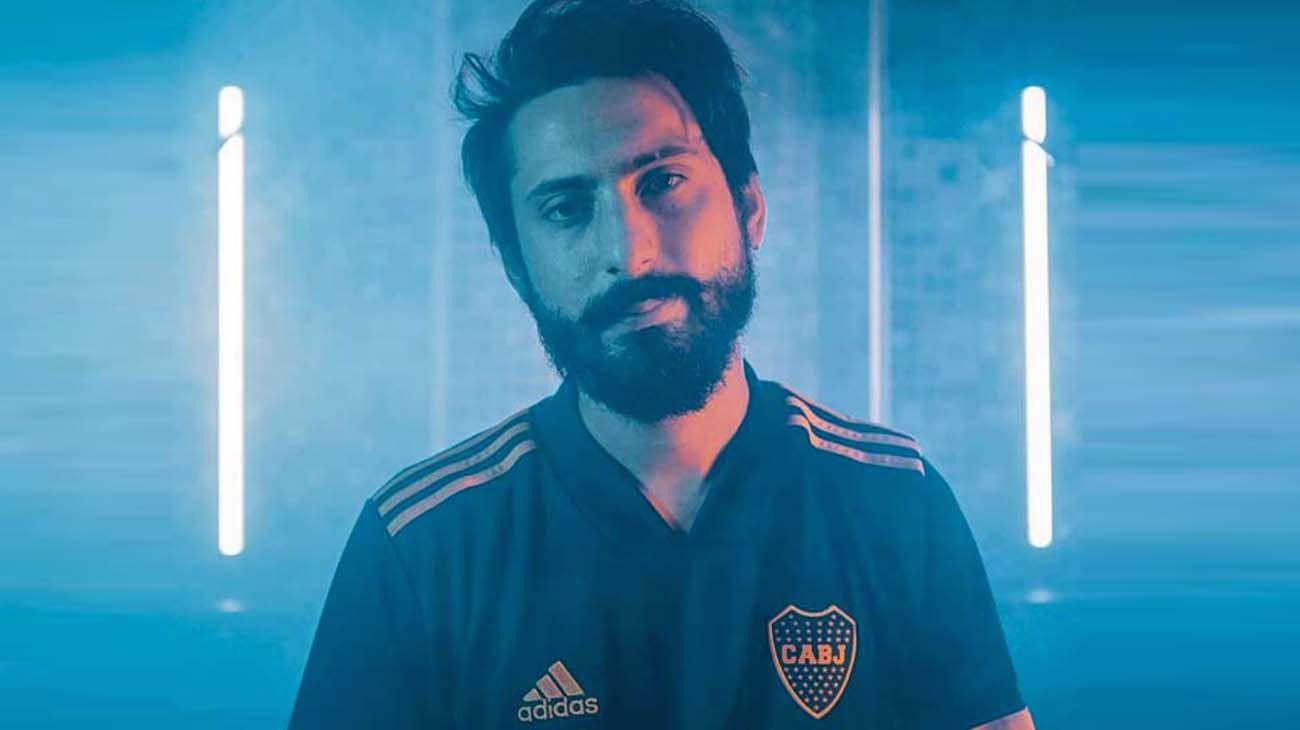 Elías Cisternas, alias S1cop, coach del equipo de Counter Strike GO de Boca Juniors.