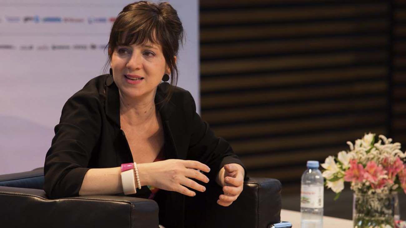 Mercedes D'Alessandro, directora nacional de Economía, Igualdad y Género del Ministerio de Economía de la Nación.