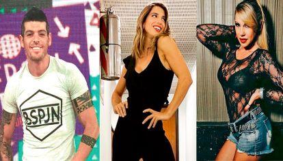 Cristian U - Cinthia Fernánadez - Mónica Farro