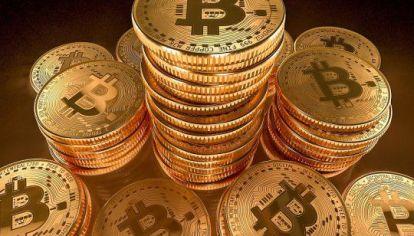 Fuerte baja del bitcoin este fin de semana en 10 minutos cayó u$s 10.000.