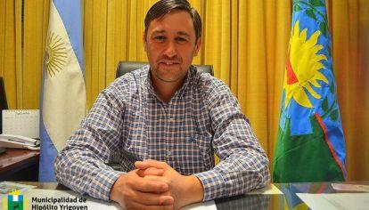 Luis Ignacio Pugnaloni, intendente
