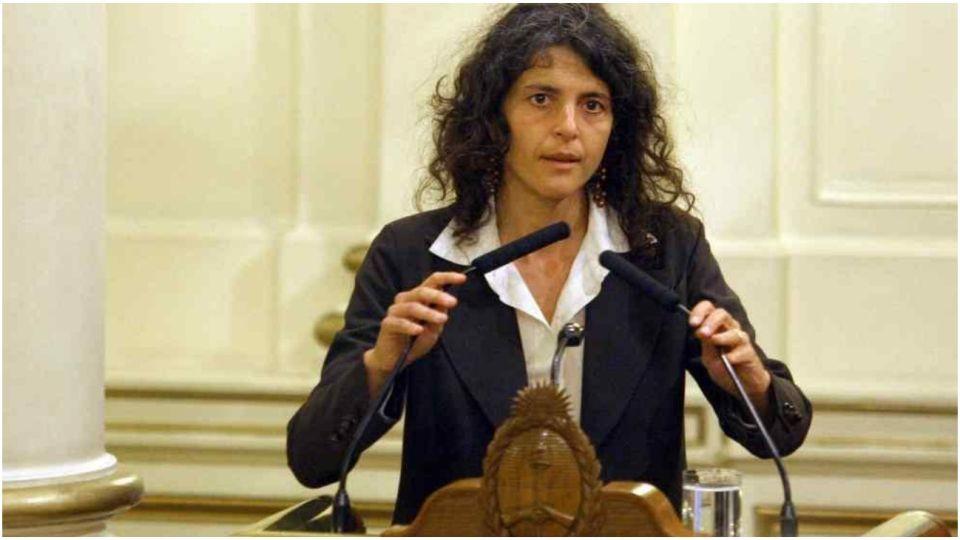 Romina Picolotti, la ex secretaria de Ambiente y Desarrollo Sustentable de la Nación.