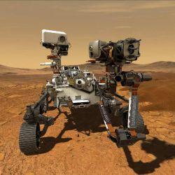 El rover Perseverance aterrizará sobre el cráter Jezero, según tiene previsto el proyecto Mars 2020.