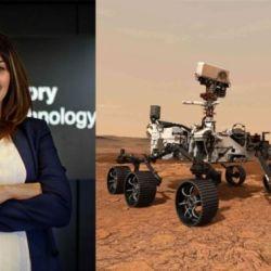 El Perseverance llega a Marte: conocé a la mujer detrás de la misión espacial de la NASA