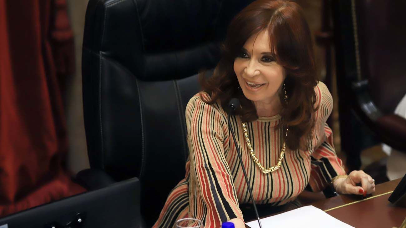 Cumple de Cristina Fernández de Kirchner.