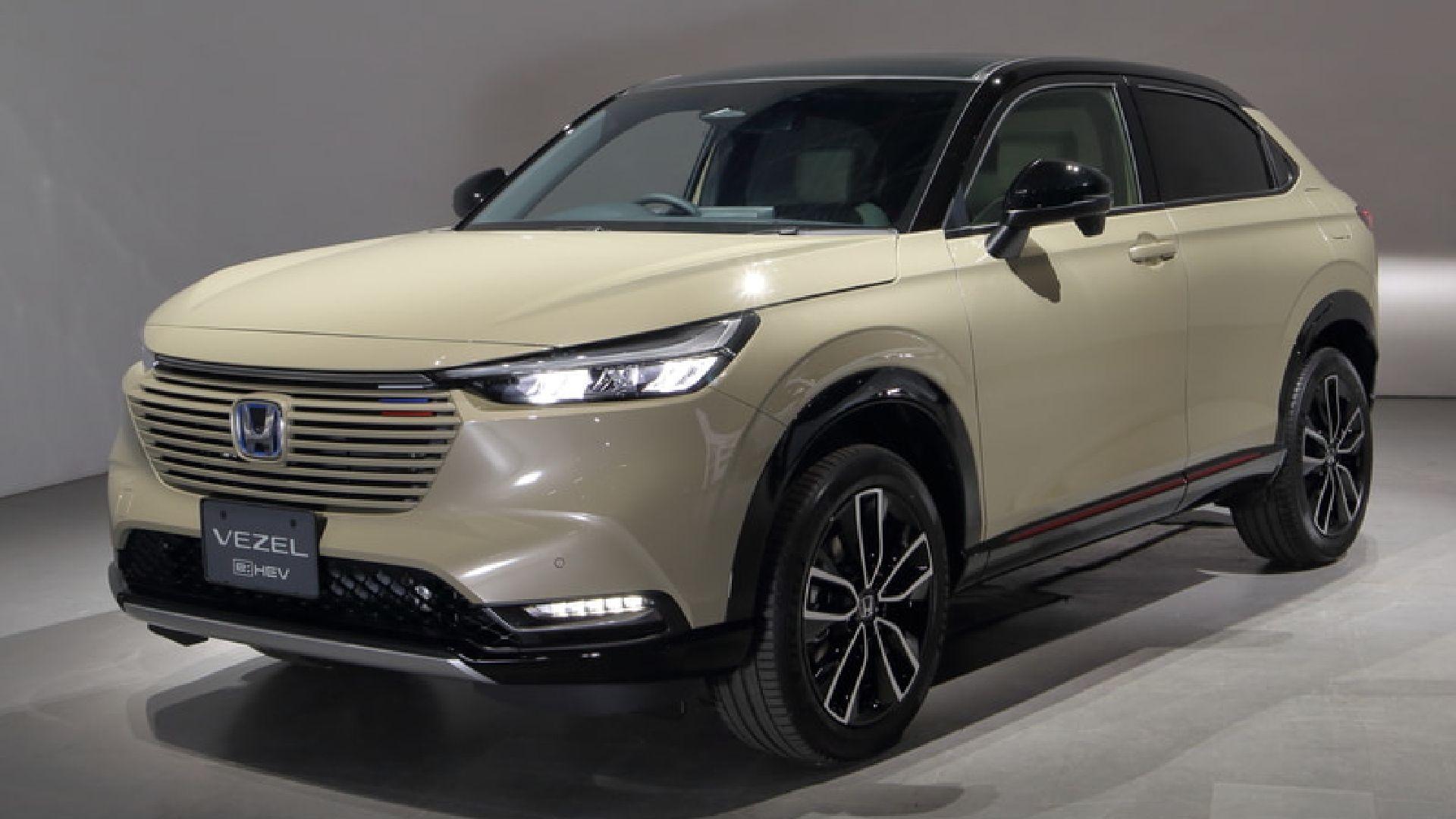 Se presentó la nueva generación de Honda HR-V