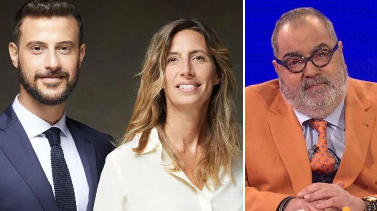 El nuevo Telenoche debutó con Jorge Lanata