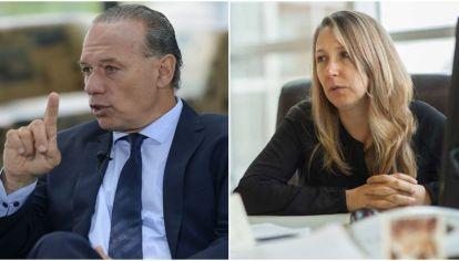 """Bregman contra Berni: """"Es terrible qué haya preguntado por qué se manifestaron contra la policía"""""""