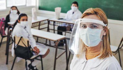 """Vuelta a clases en CABA: """"Abrir las puertas del colegio fue una emoción tremenda"""""""