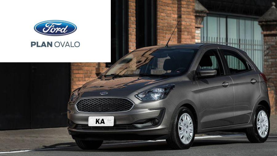 Ford Ka Plan Óvalo