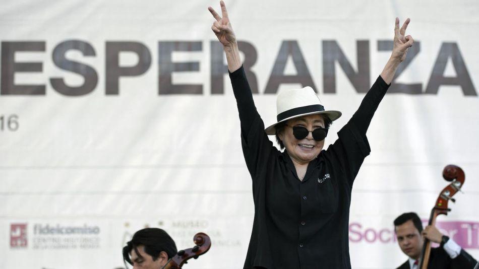 Yoko Ono 20210218