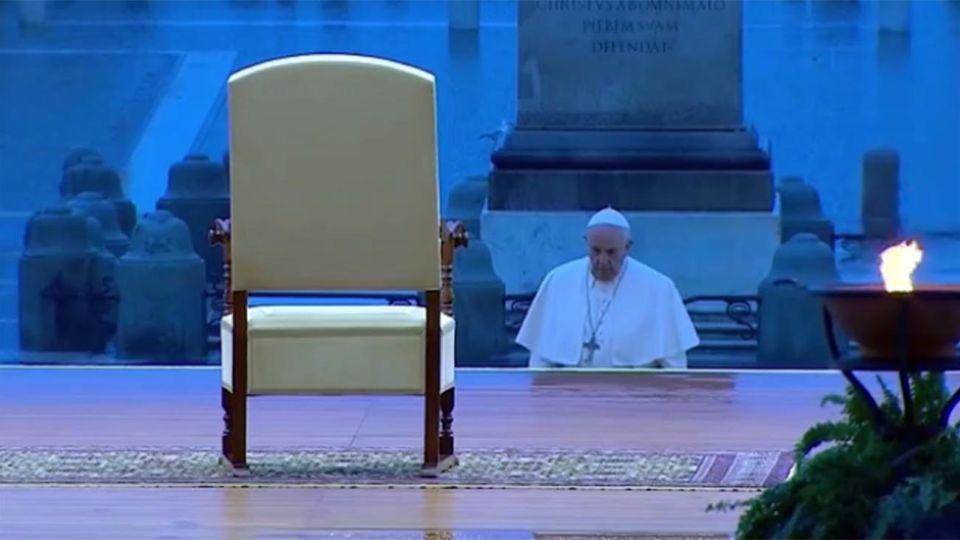 """El libro del Papa 2021  Presentación de """"Soñemos juntos"""", el último libro del papa Francisco."""