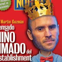 Portada de Revista Noticias
