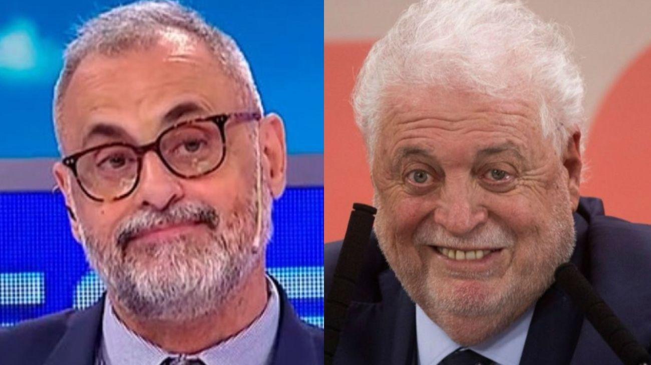 Jorge Rial y Ginés González García