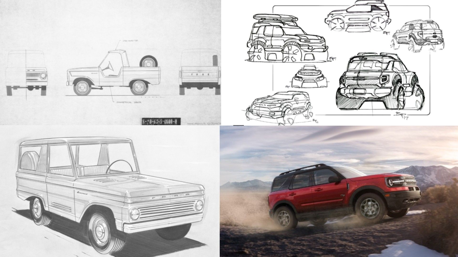 La trama secreta del regreso de la Ford Bronco
