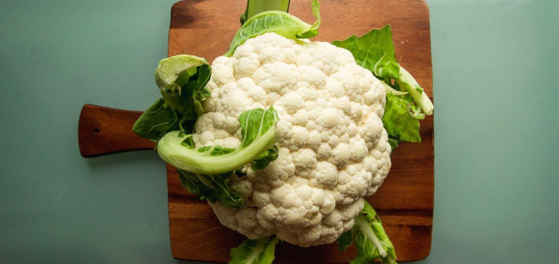 Una receta bien fresca para hoy: ensalada de couscous y coliflor